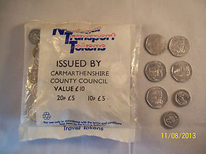 national travel tokens